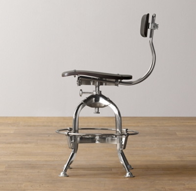 Click to Zoom & Mini Vintage Toledo Chair - Chrome