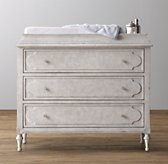 Bellina Dresser & Topper Set