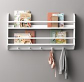 Wood Book Display Shelves - Small