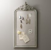 Hand-Carved Rococo Pinboard