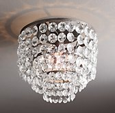 Soho Crystal Small Flushmount