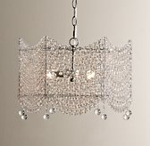 Coco Crystal Medium Chandelier