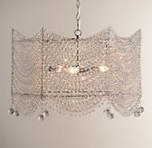 Coco Crystal Large Chandelier