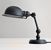 Mini Academy Task Table Lamp - Oil-Rubbed Bronze