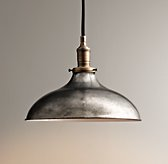Industrial Era Task Large Pendant