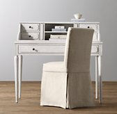Marcelle Writing Desk Hutch