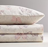 Vintage Butterfly Sheet Set