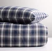 Washed Classic Plaid Duvet Cover