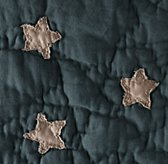 Vintage-Washed Star Bedding Swatch