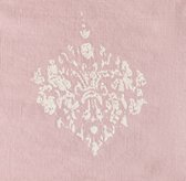 Chandelier Damask Bedding Swatch