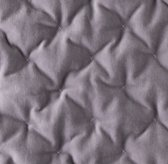 Reversible Washed Velvet & Satin Bedding Swatch