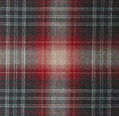 Washed Classic Plaid Bedding Swatch