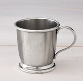 Pewter Heirloom Baby Cup