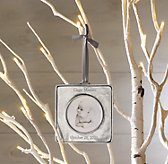 Pewter Heirloom Ornament Picture Frame