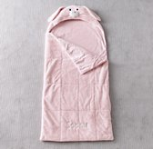 Cuddle Plush Hooded Sleeping Bag - Bunny