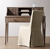 Marcelle Writing Desk & Hutch