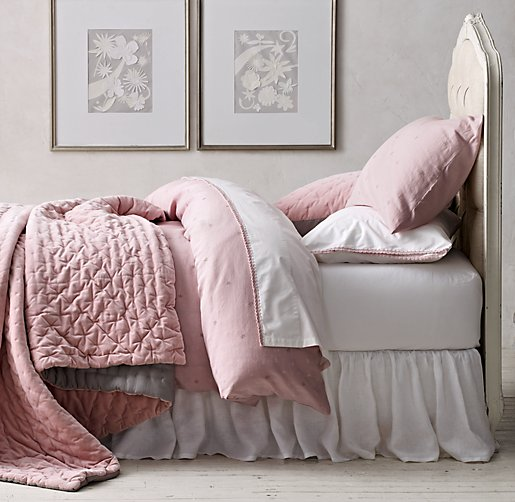 Embroidered Starlight Bedding Collection
