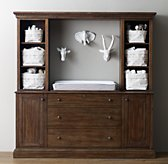 Jameson Changing Table Wall