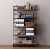 Industrial Baker's Storage Rack - Large