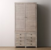 Weller Storage Armoire Top