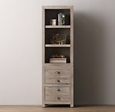 Weller Single Bookcase Set