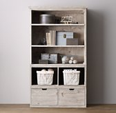 Tribeca Storage Large Bookcase Set