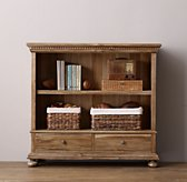 Jameson Low Bookcase