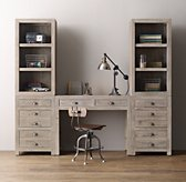 Weller Study Wall Set, Bookcase Tops
