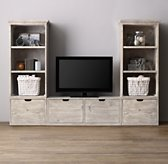 Tribeca Media Storage Wall Set