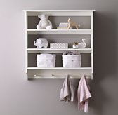 Weathered Wall Organizer Large