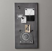 Industrial Metal Magnet Board - Large