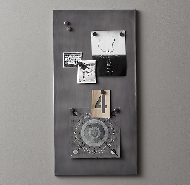 Metal Magnet Board Panel