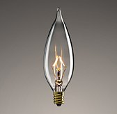 Flame Candelabra Bulb (Set of 6)