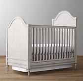 Bellina Grand Arched Panel Crib