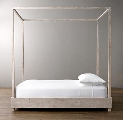 Bon Callum Platform Canopy Bed. COLOR PREVIEW UNAVAILABLE. Previous. Next.  Click To Zoom