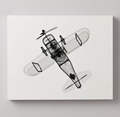 X-Ray Photography Airplane