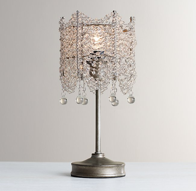 Coco Crystal Accent Lamp Rh Baby And Child