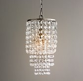 Soho Crystal Accent Chandelier