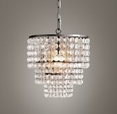 Soho Crystal Small Chandelier