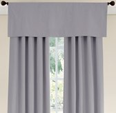 Cotton Canvas Valance