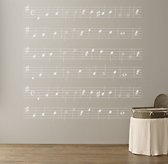 You Are My Sunshine Sheet Music Decal - Ivory