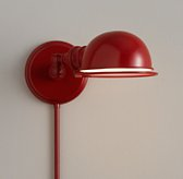 Academy Task Sconce - Red
