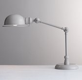 Academy Task Table Lamp Grey