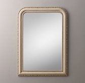 19th C. Louis Philippe Dresser Mirror - Gilded Parchment