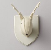 Wool Felt Deer Head