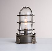 Mini Mariner's Table Lamp Chestnut