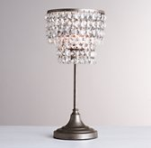 Soho Crystal Table Lamp