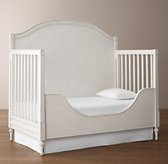 Bellina Arched Panel Conversion Toddler Bed Kit