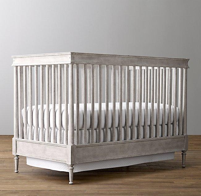 Superb Airin Spindle Crib Vintage Grey Ibusinesslaw Wood Chair Design Ideas Ibusinesslaworg