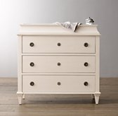 Haylan Dresser & Topper Set
